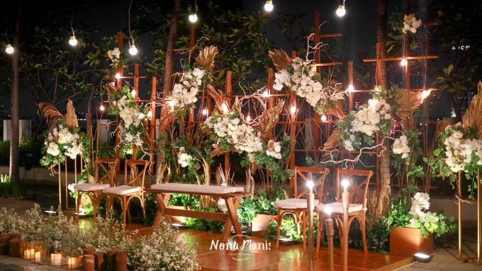 Ririn & Egi Wedding Decoration by Sparks Luxe Jakarta - 005