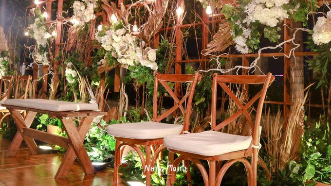 Ririn & Egi Wedding Decoration by Sparks Luxe Jakarta - 006