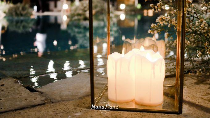 Ririn & Egi Wedding Decoration by Sparks Luxe Jakarta - 007