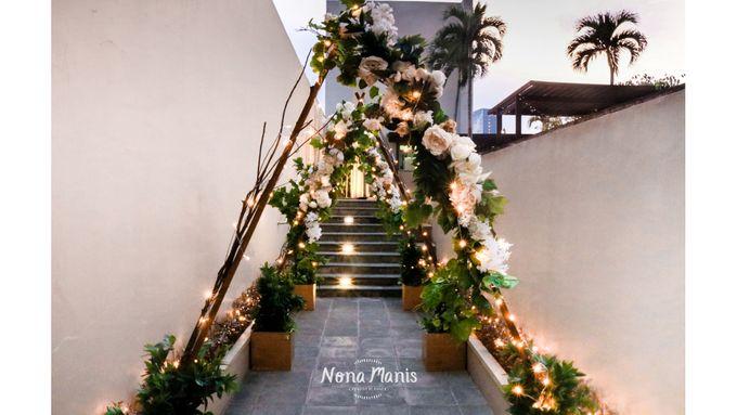 Ririn & Egi Wedding Decoration by Nona Manis Creative Planner - 009