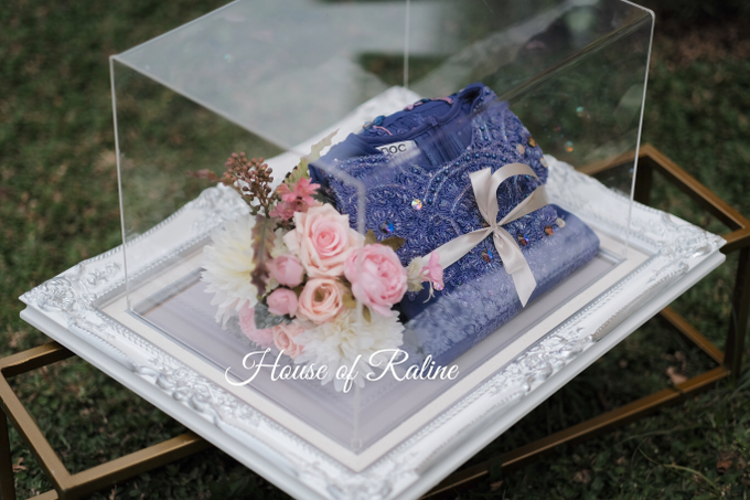 Dusty Pink  by House of Raline Wedding Hampers - 001