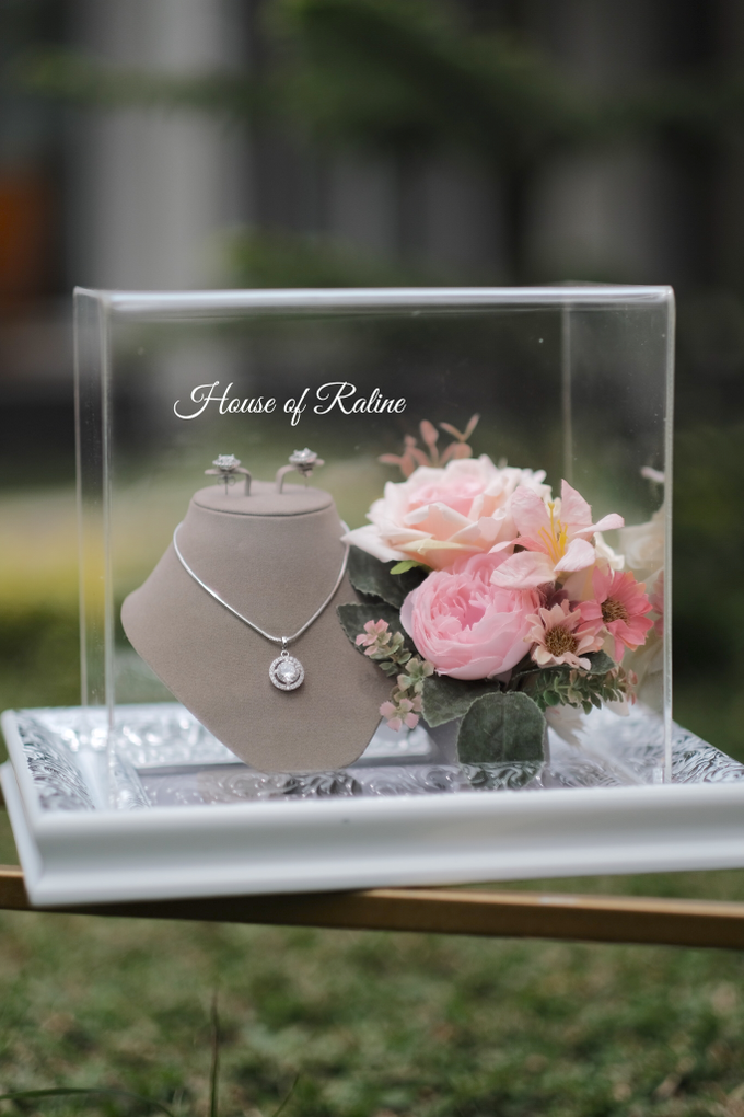 Dusty Pink  by House of Raline Wedding Hampers - 002
