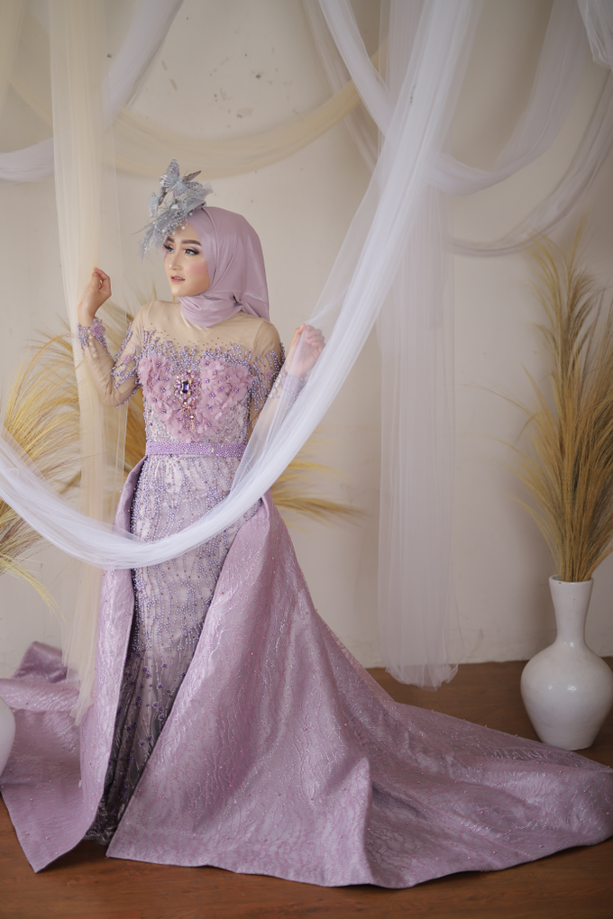 Sriwedari Gown by House of Violla - 004
