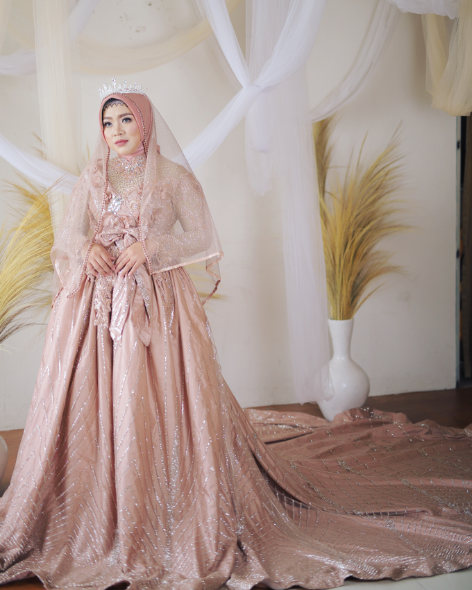 Kirana Gown by House of Violla - 002