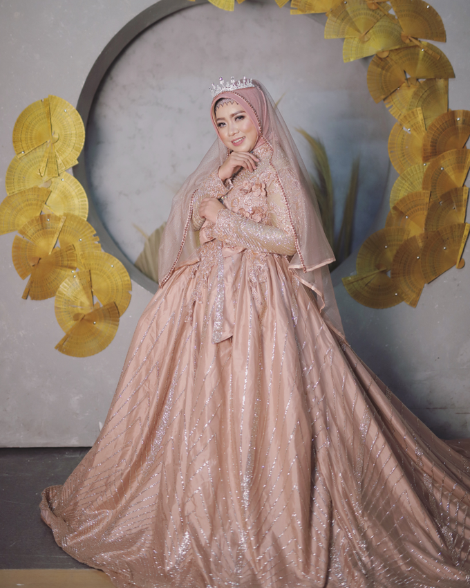 Kirana Gown by House of Violla - 003
