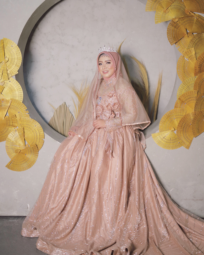 Kirana Gown by House of Violla - 005