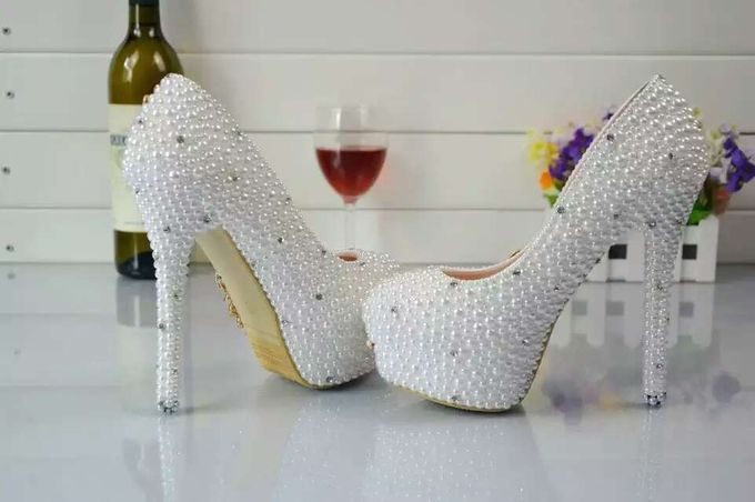 WEDDING SHOES by TIANXI TRADING PTE LTD - 019