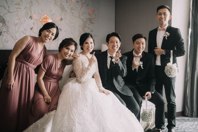 Dustin & Jennifer wedding By Dhika by MA Fotografia - 024