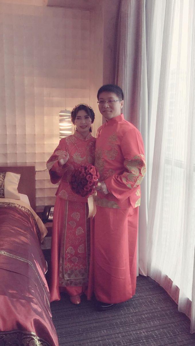 Wedding Zhang Bei & Olivia by Fenny Yang Wedding Planner - 007