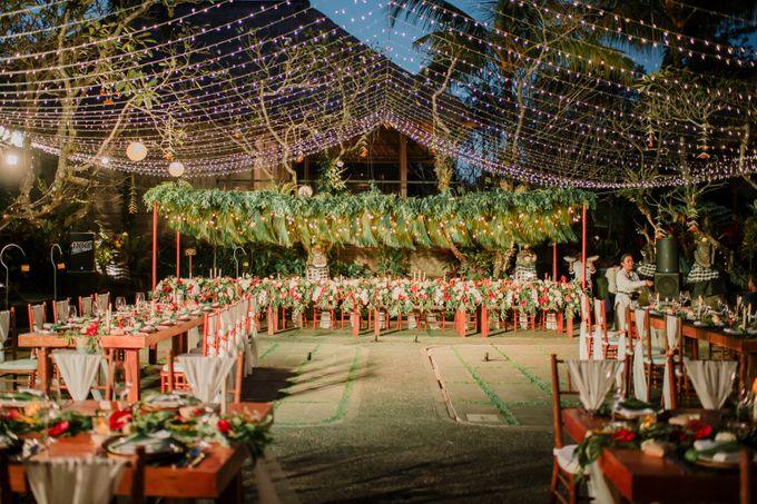 The Royal Pita Maha Wedding by Prana Bali Wedding - 003