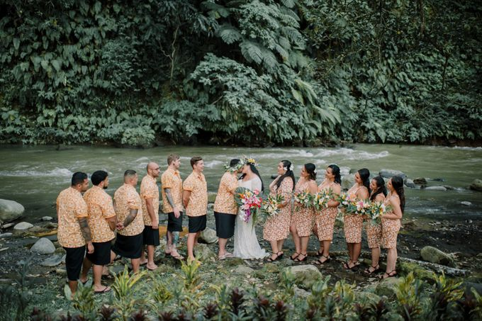 The Royal Pita Maha Wedding by Prana Bali Wedding - 001