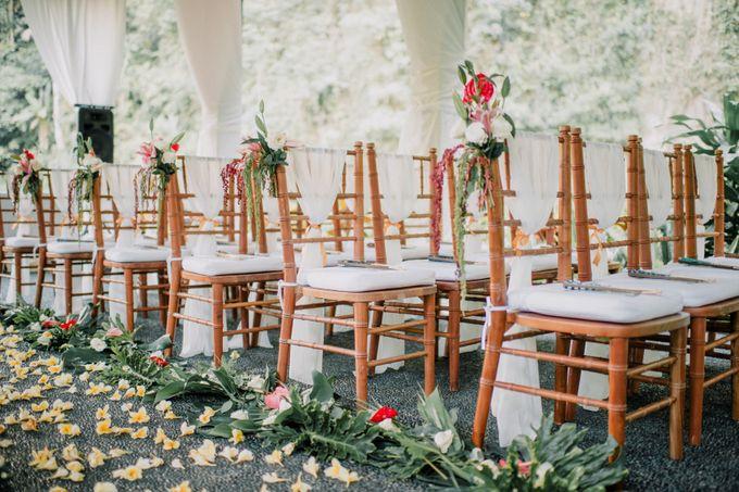 The Royal Pita Maha Wedding by Prana Bali Wedding - 005