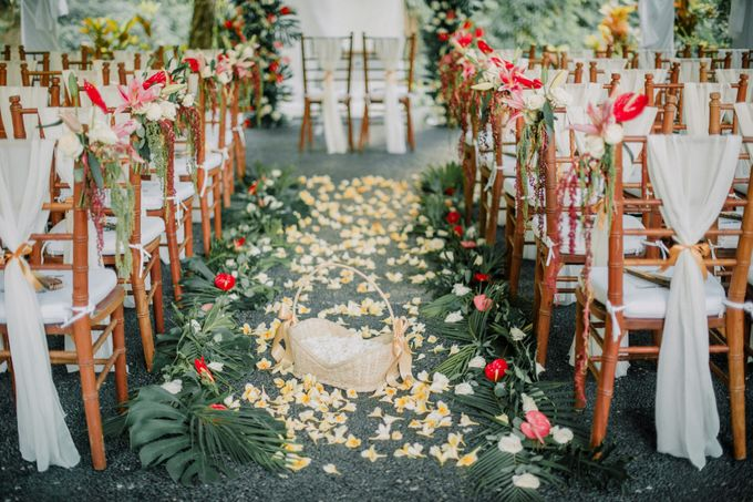 The Royal Pita Maha Wedding by Prana Bali Wedding - 009