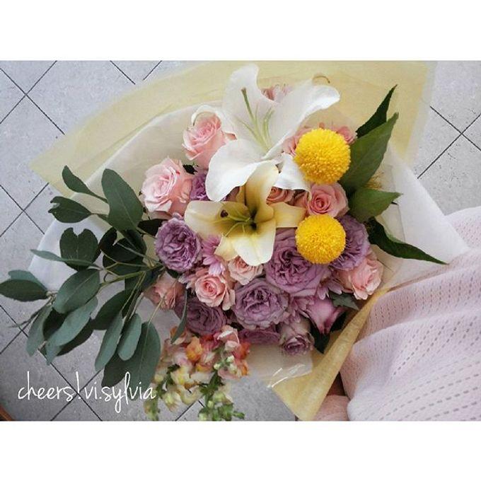 Gift Bouquet  by visylviaflorist - 037
