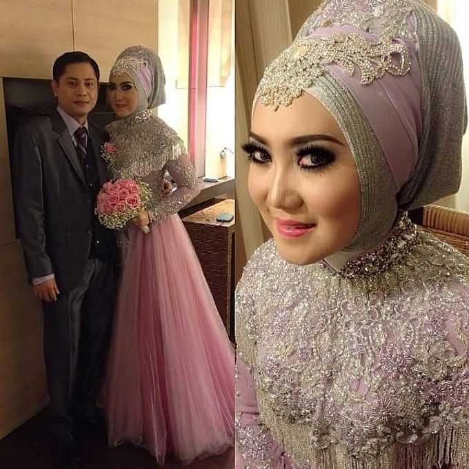 Wedding Make Up by Willy Manopo - 002