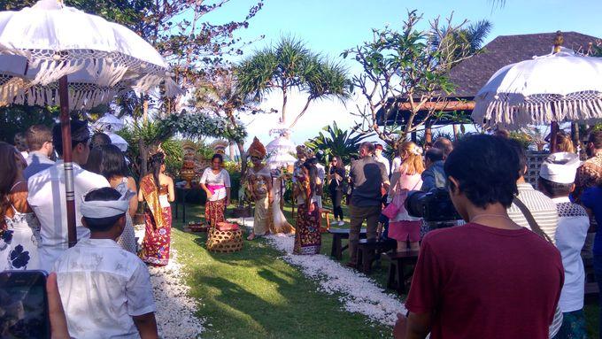 "Balinese Wedding ""Kartika & Sam by Jeeva Resorts - 003"