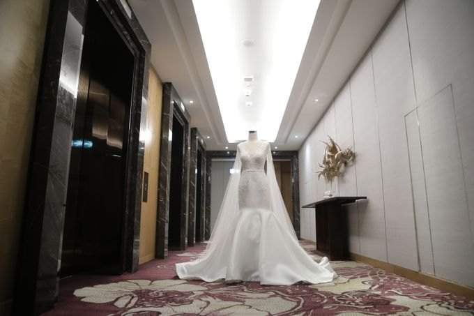 The Wedding of Heru & Rachel by WYMM Organizer - 002