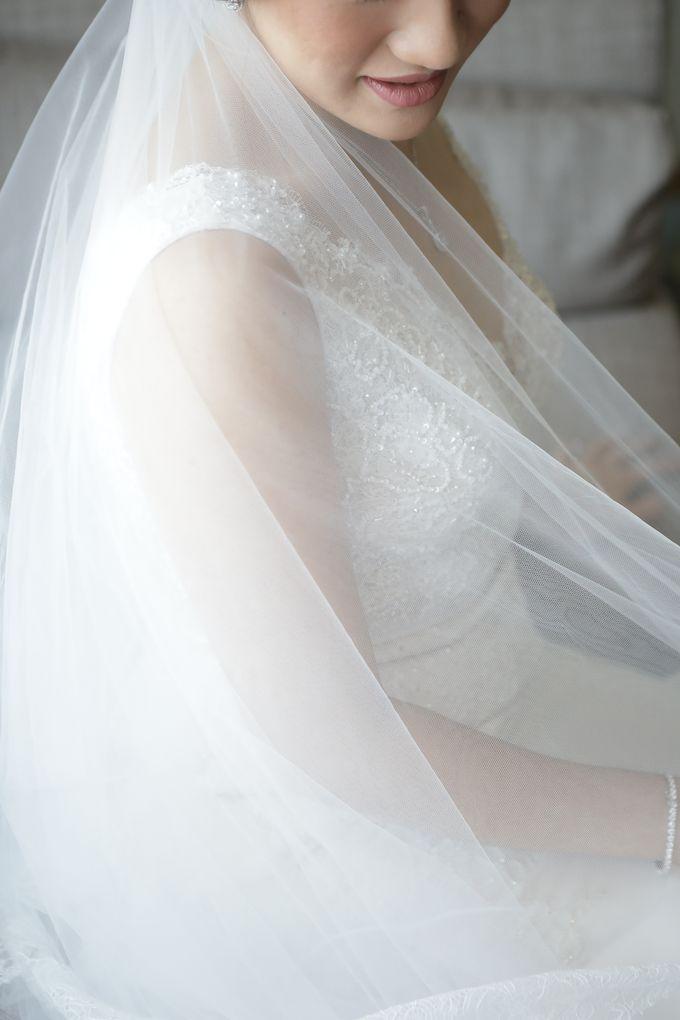 The Wedding of Heru & Rachel by WYMM Organizer - 004