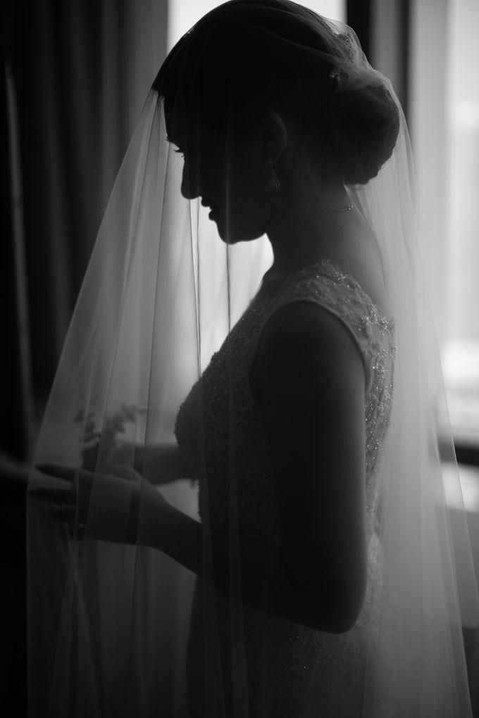 The Wedding of Heru & Rachel by WYMM Organizer - 005