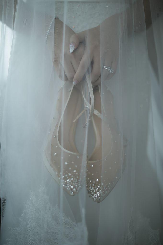 The Wedding of Heru & Rachel by WYMM Organizer - 006