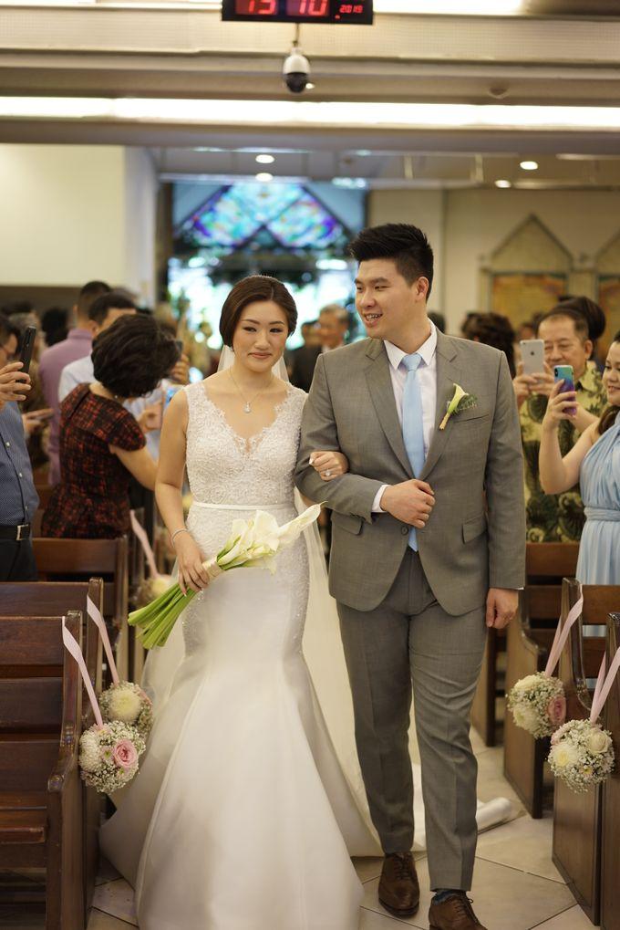 Tea Pai and Holy Matrimony of Heru & Rachel by WYMM Organizer - 006