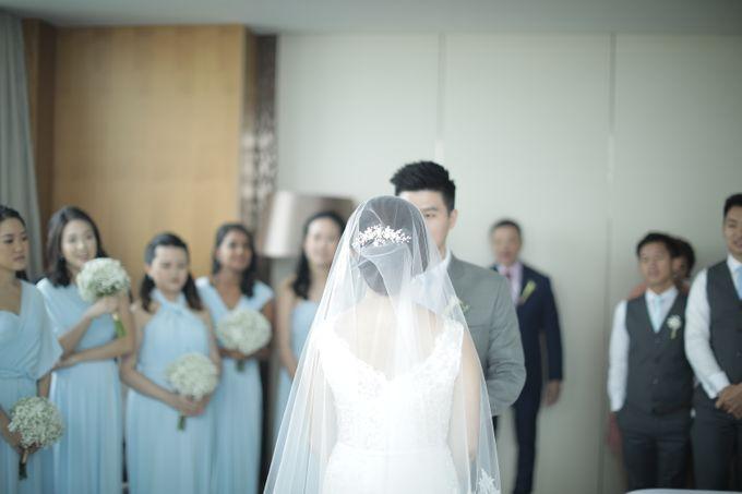 The Wedding of Heru & Rachel by WYMM Organizer - 007