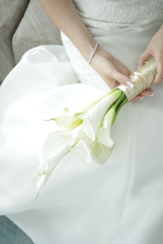 The Wedding of Heru & Rachel by WYMM Organizer - 008
