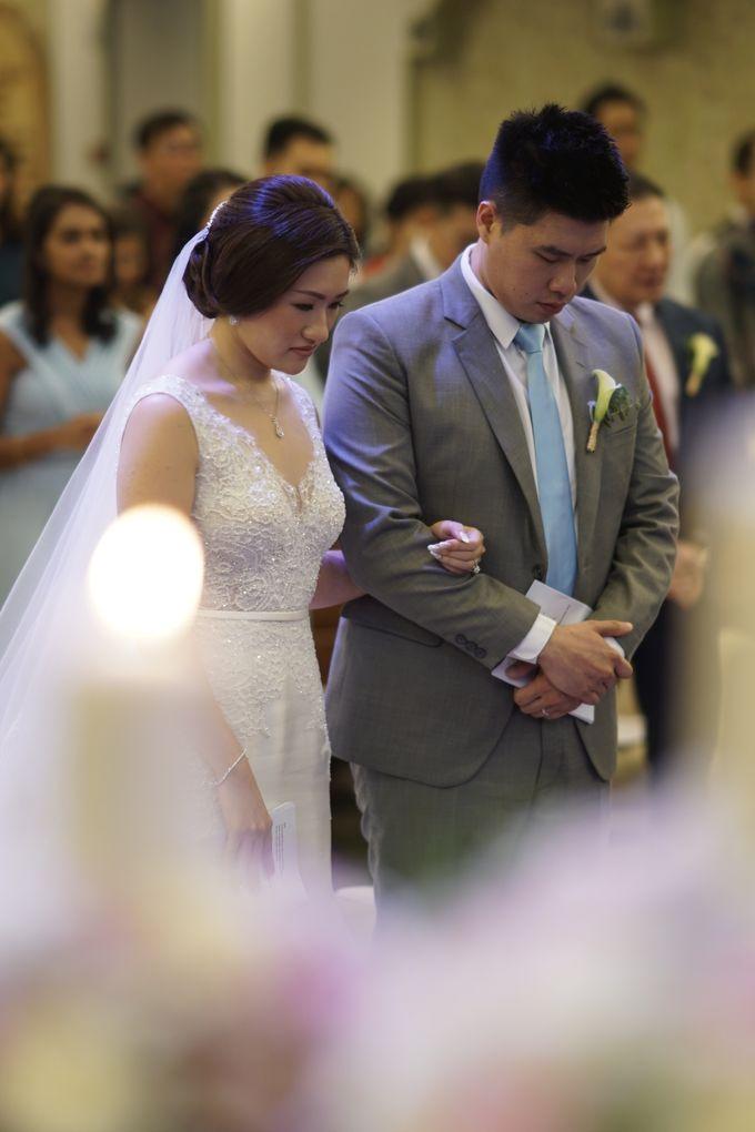 Tea Pai and Holy Matrimony of Heru & Rachel by WYMM Organizer - 009