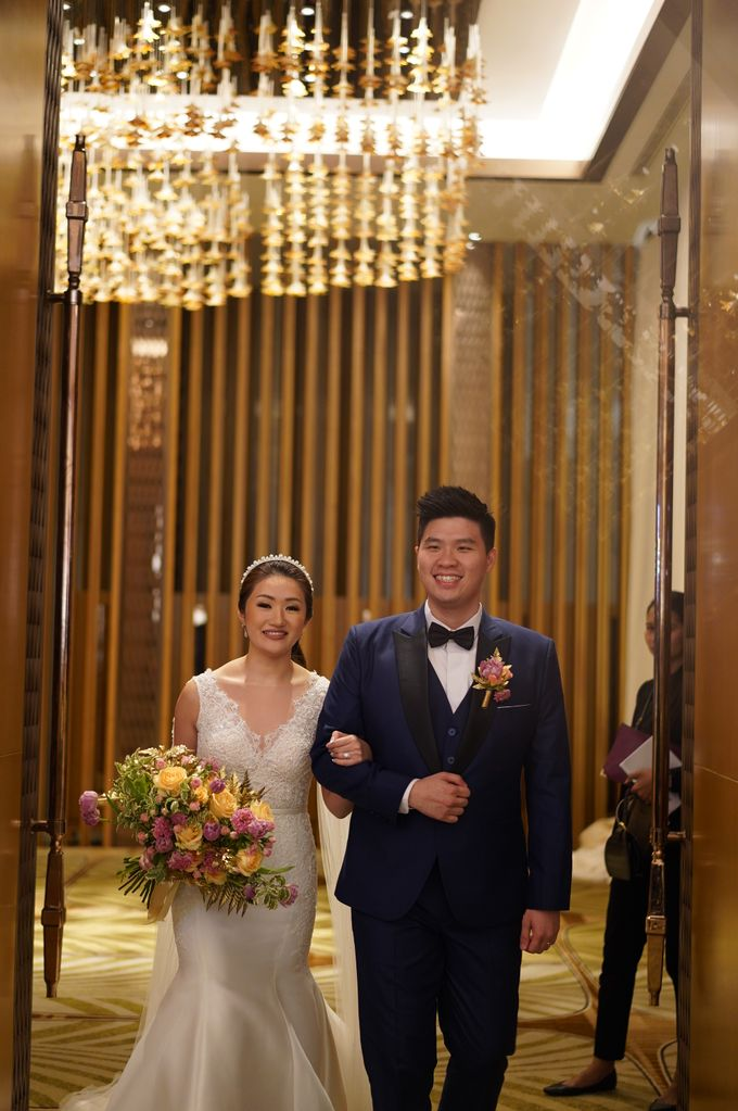 Reception of Heru & Rachel by Yogie Pratama - 001