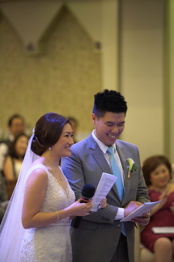 Tea Pai and Holy Matrimony of Heru & Rachel by WYMM Organizer - 011