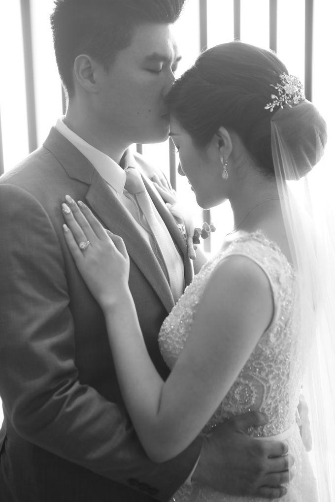 The Wedding of Heru & Rachel by WYMM Organizer - 011