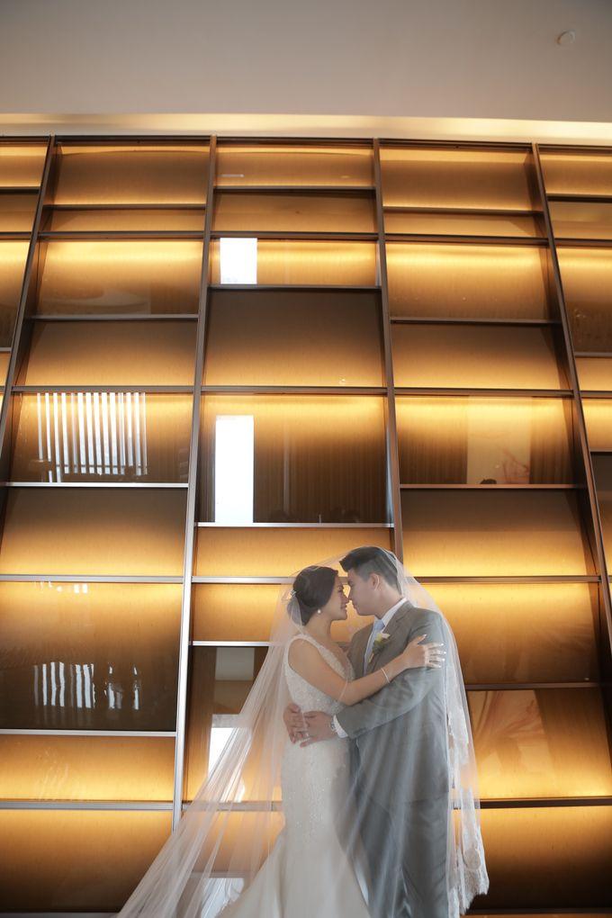 The Wedding of Heru & Rachel by WYMM Organizer - 012