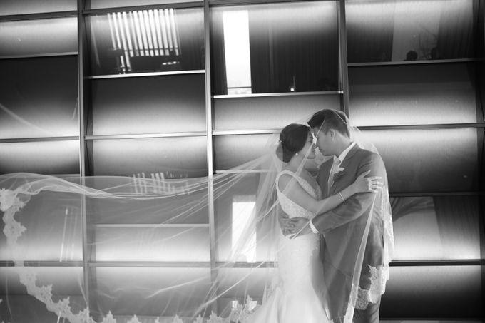 The Wedding of Heru & Rachel by WYMM Organizer - 013