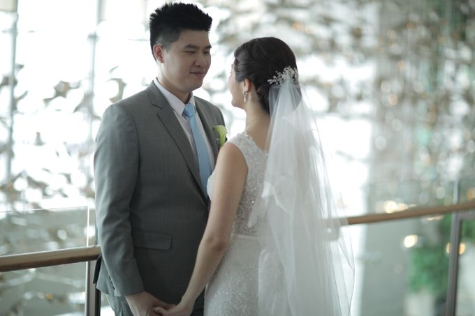 The Wedding of Heru & Rachel by WYMM Organizer - 014