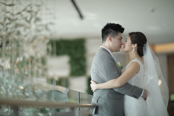 The Wedding of Heru & Rachel by WYMM Organizer - 015