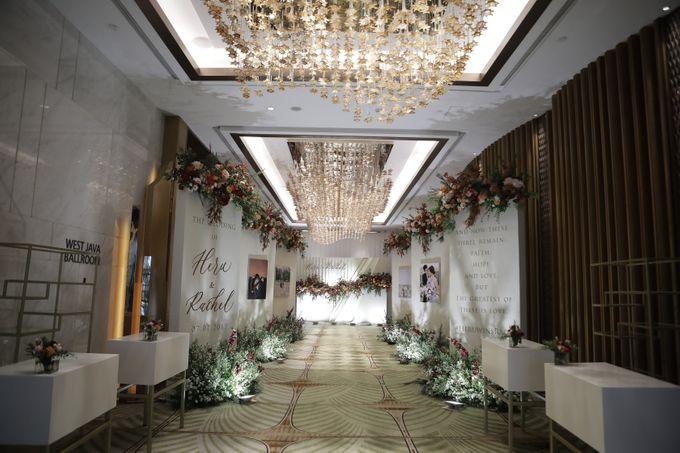 The Wedding of Heru & Rachel by WYMM Organizer - 016