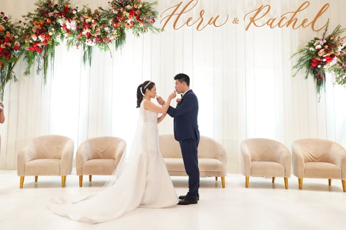Reception of Heru & Rachel by Yogie Pratama - 009