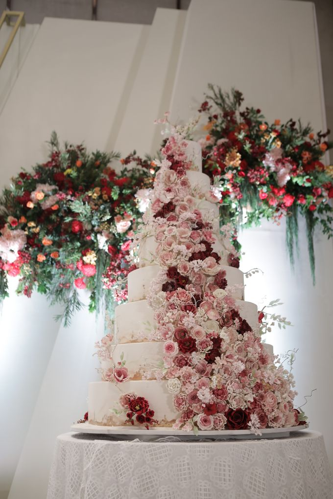 The Wedding of Heru & Rachel by WYMM Organizer - 017
