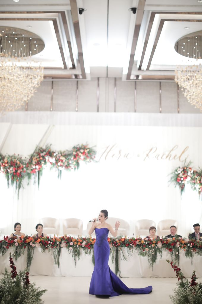 Reception of Heru & Rachel by Yogie Pratama - 011