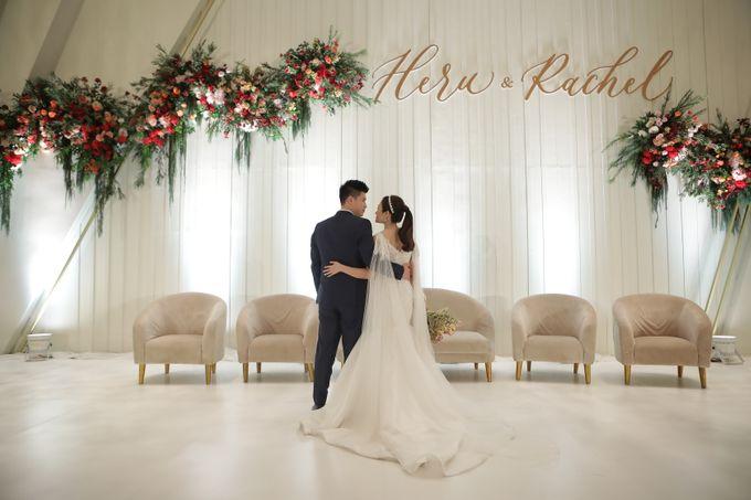 The Wedding of Heru & Rachel by WYMM Organizer - 019