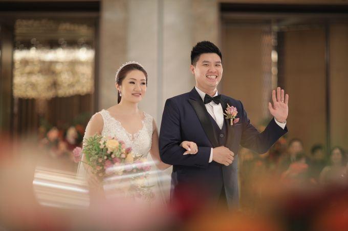 The Wedding of Heru & Rachel by WYMM Organizer - 020