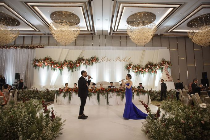 Reception of Heru & Rachel by Yogie Pratama - 012
