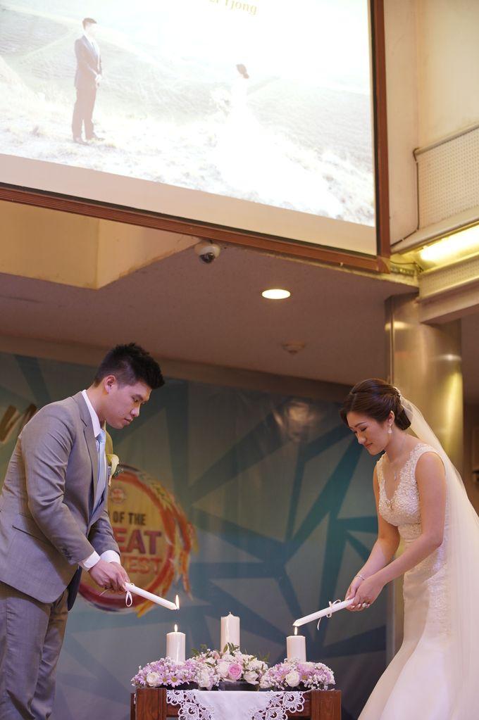 Tea Pai and Holy Matrimony of Heru & Rachel by WYMM Organizer - 021