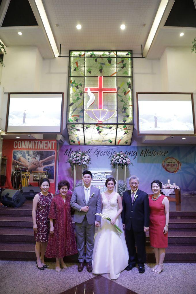 Tea Pai and Holy Matrimony of Heru & Rachel by WYMM Organizer - 024