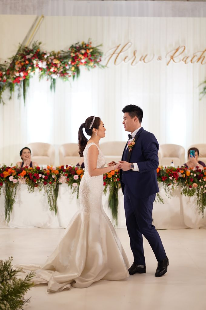 Reception of Heru & Rachel by Yogie Pratama - 017