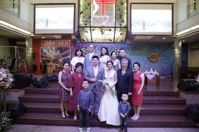 Tea Pai and Holy Matrimony of Heru & Rachel by WYMM Organizer - 027
