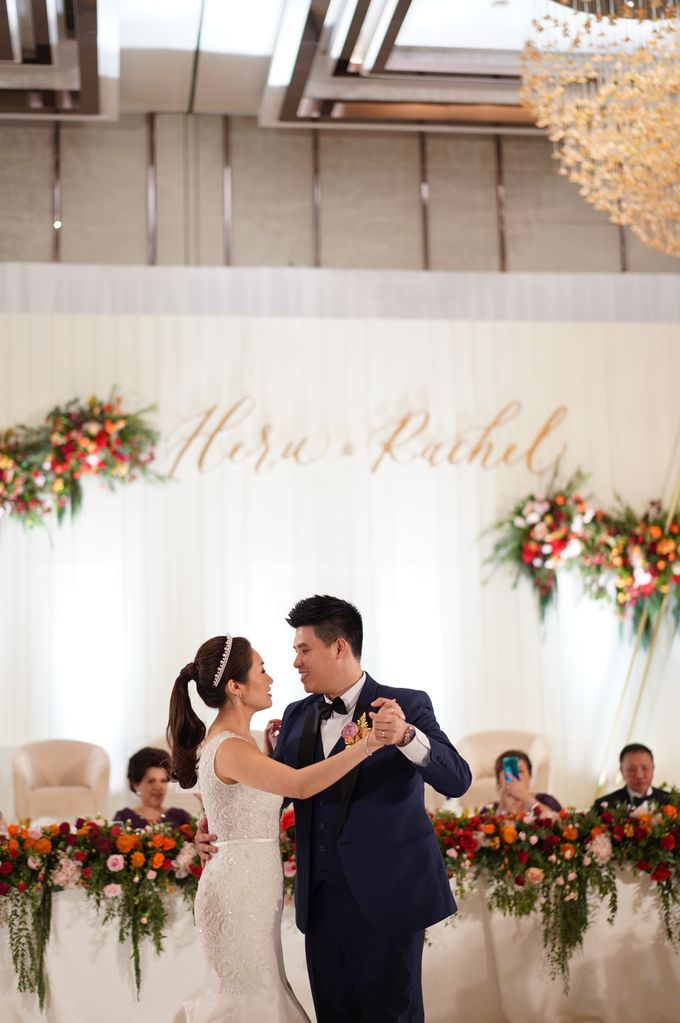 Reception of Heru & Rachel by Yogie Pratama - 018
