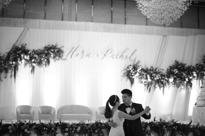 Reception of Heru & Rachel by Yogie Pratama - 019