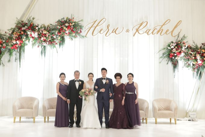 Reception of Heru & Rachel by Yogie Pratama - 023