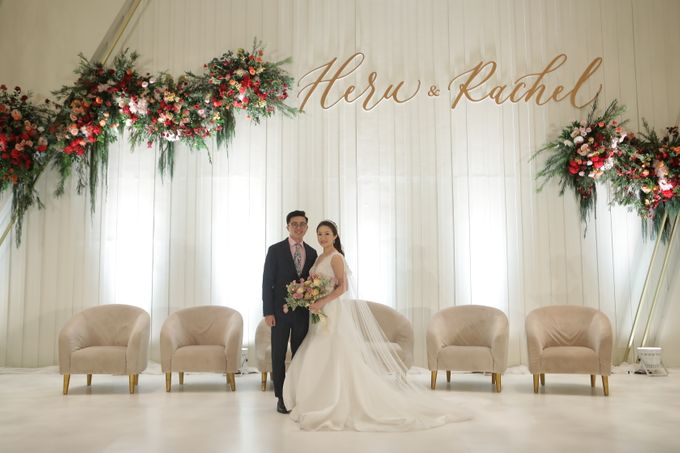 Reception of Heru & Rachel by Yogie Pratama - 028